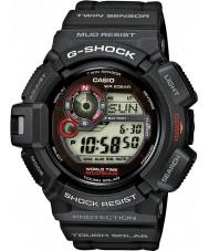 Casio G-9300-1ER Pánská g-shock dvojče senzor solární hodinky
