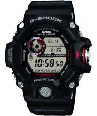 Casio GW-9400-1ER Pánská g-shock prémie trojitý senzor rádiem řízené hodinky na solární energii