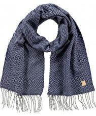 Barts 2918003 Pánská Carson delft blue šátek