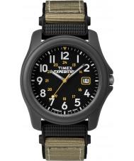 Timex T42571 Pánská černá táborník expedice hodinky