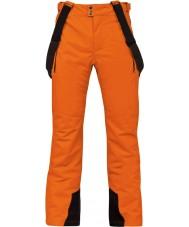 Protest 4710400-324-XS Pánské oranžové pepřové sněhové kalhoty