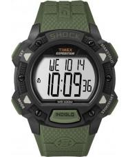 Timex TW4B09300 Pánská expedice zelené pryskyřice popruh hodinky