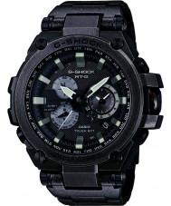 Casio MTG-S1000V-1AER Pánská g-shock rádio ovládat na solární energii černé hodinky