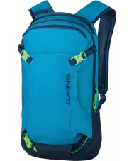 Dakine 10001470-BLUEROCK-81X Heli pack 12l batoh