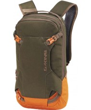 Dakine 10001470-TIMBER-81X Heli pack 12l batoh