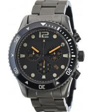 Elliot Brown 929-004-B05 Pánská bloxworth šedá ip oceli chronograf hodinky