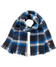 Barts 2936021 Pánská orlando dřevěné uhlí šátek