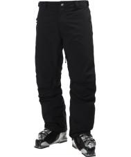 Helly Hansen 60359-991-XL Pánská legendární černé kalhoty - velikost XL