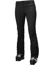 Helly Hansen 60387-990-L Dámská bellissimo černé kalhoty - velikost L