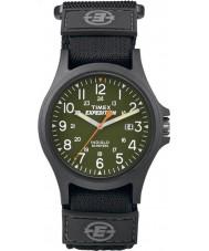 Timex TW4B00100 Pánská expedice táborník jádro černé hodinky