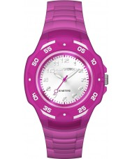 Timex TW5M06600 Děti marathon fialové pryskyřice popruh hodinky