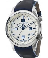Elliot Brown 202-001-L06 Pánská Canford modrý kožený řemínek hodinky