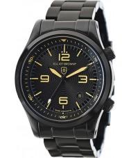 Elliot Brown 202-002-B04 Pánská Canford černý ip oceli náramek hodinky