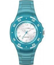 Timex TW5M06400 Děti marathon modrá pryskyřice popruh hodinky