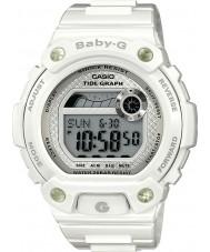 Casio BLX-100-7ER Dámy baby-g příliv graf bílé hodinky