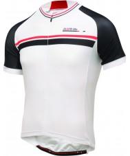 Dare2b DMT111-90090-XXL Pánská AEP obvod bílý trikot tričko - velikost XXL