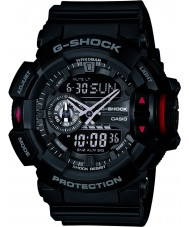 Casio GA-400-1BER Pánská g-shock černá chronograf hodinky