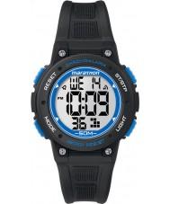 Timex TW5K84800 Digitální poloviny maraton černá chronograf hodinky