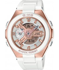 Casio MSG-400G-7AER Dámské hodinky baby-g