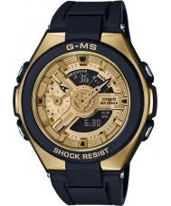 Casio MSG-400G-1A2ER Dámské hodinky baby-g