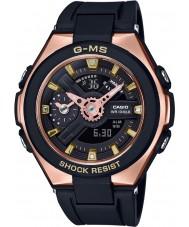 Casio MSG-400G-1A1ER Dámské hodinky baby-g