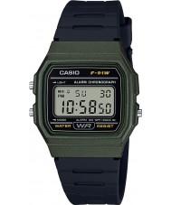 Casio F-91WM-3AEF Kolekce hodinky