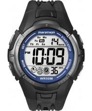 Timex T5K359 Pánská černá Marathon Sport hodinky