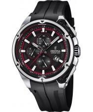 Festina F16882-8 Pánská 2015 Chrono kole Tour de France černé hodinky
