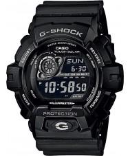 Casio GR-8900A-1ER Pánská g-shock světový čas černá solární hodinky
