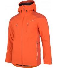 Dare2b DMW118-07G95-XXXL Pánská oddaný dýně oranžový nepromokavá bunda - velikost XXXL