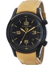 Elliot Brown 202-008-L04 Pánská Canford opálení kožený řemínek hodinky