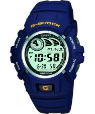 Casio G-2900F-2VER Pánská g-shock e-databanka blue watch