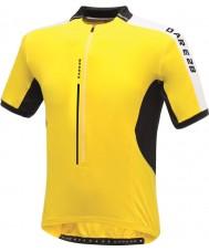 Dare2b DMT134-0QX40-XS Pánská astir jasně žlutý trikot tričko - velikost xs