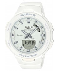 Casio BSA-B100-7AER Dámské baby-g smartwatch