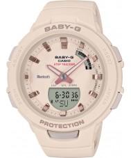 Casio BSA-B100-4A1ER Dámské baby-g smartwatch