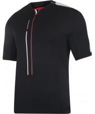 Dare2b DMT134-80040-XS Pánská Astir černý dres tričko - velikost XS