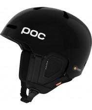 POC PO-43808 Fornix komunikace backcountry matná černá lyžařská helma - 51 až 54 cm