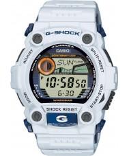 Casio G-7900A-7ER Pánská g-shock g záchranné bílé hodinky