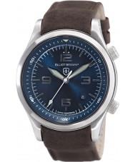 Elliot Brown 202-007-L07 Pánská Canford hnědý kožený řemínek hodinky