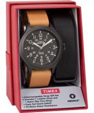 Timex TWG016200 Pánská expedice skaut dárková sada