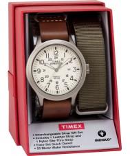 Timex TWG016100 Pánská expedice skaut dárková sada