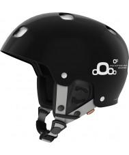 POC PO-66005 Receptor chyba nastavitelný 2,0 lesklá uranu černá lyžařská helma - 51 až 54 cm