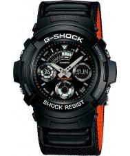 Casio AW-591MS-1AER Pánská g-shock chronograf sportovní hodinky