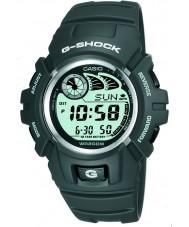 Casio G-2900F-8VER Pánská g-shock auto reflektor šedá pryskyřice hodinky