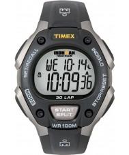 Timex T5E901 Black ironman 30 lap plné velikosti sportovní hodinky