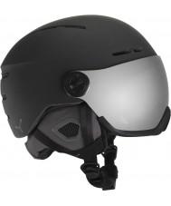 Cebe CBH125 Ohnivá koule černá lyžařská helma - 58 až 62 cm